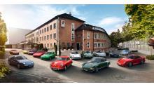 Porsche Fahrzeuge Diebstahlschutz