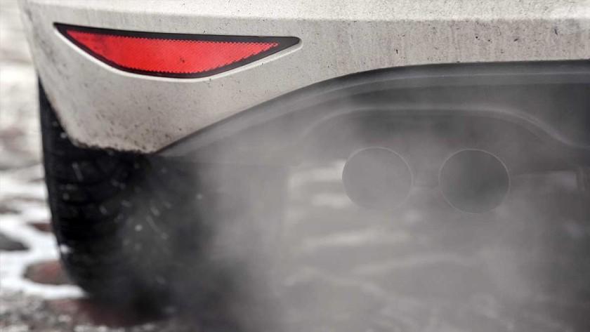 Abgas, Diesel, Schadstoffe, Auspuff