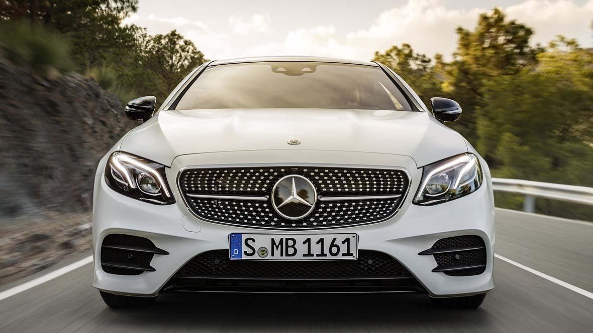 Mercedes-Benz E Klasse Coupé 2017