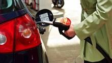 Tankstelle E10 Kraftstoff