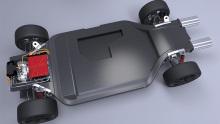 E-Auto-Plattform Williams