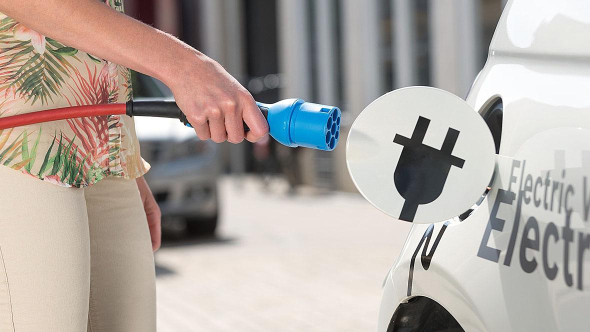 China hängt bei Elektroautos den Rest der Welt ab