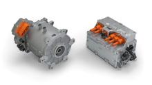 Bosch Elektrifizierte Achse Lkw
