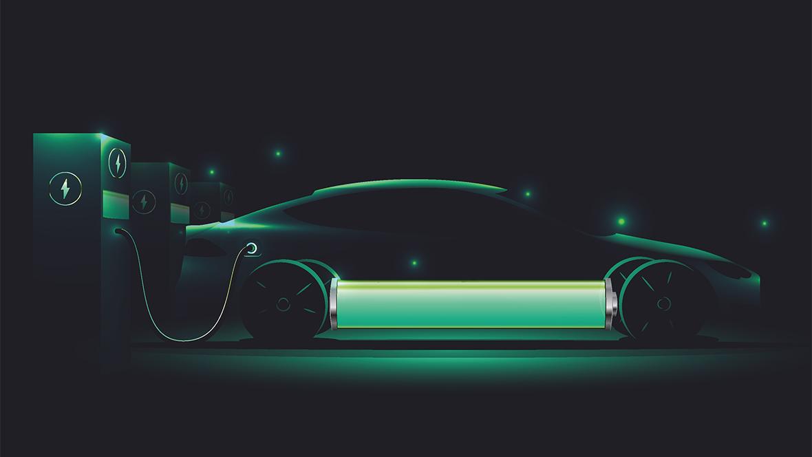 Elektroauto; E-Auto; Strom tanken; Ladestation; Reichweite