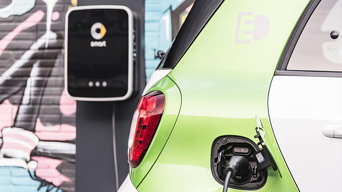 Elektromobilität Daimler