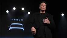 Elon Musk Präsentation Model Y