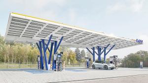 EnBW Ladepark der Zukunft