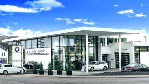 Eröffnung BMW Müller-Dynamic