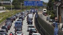 Fahrverbot Stau Essen Autobahn