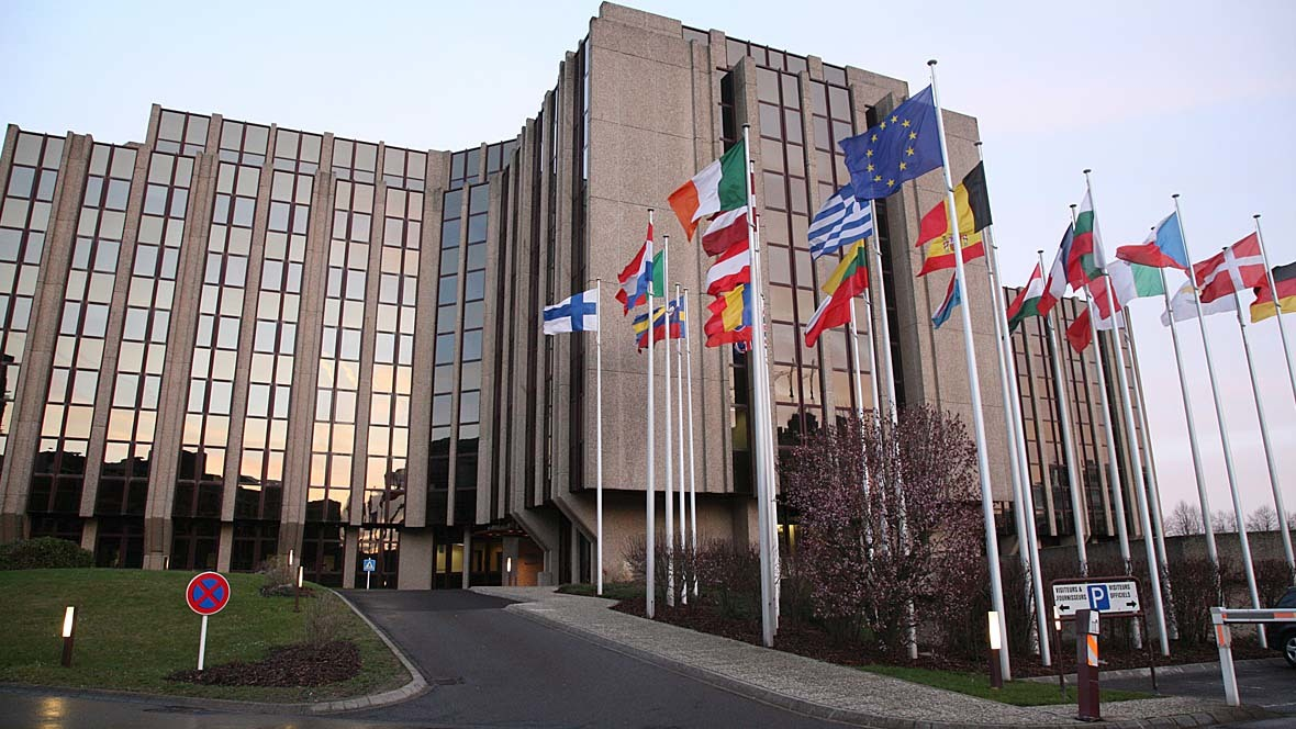Europäischer Rechnungshof Luxemburg