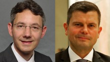 Rafael Apélian und Marcus Scholz