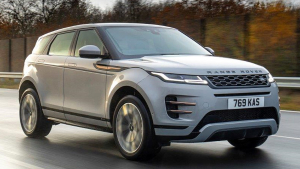 Range Rover Evoque Plug-in-Hybrid (2021)