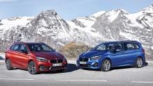 Facelift BMW 2er Active Tourer