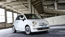 Fiat 500 Facelift 2016