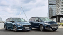 Ford Galaxy/S-Max Facelift (2020)