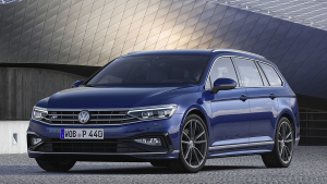 VW Passat Facelift (2020)