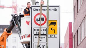Fahrverbot Hamburg