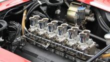 Motor Ferrari 250 GTO