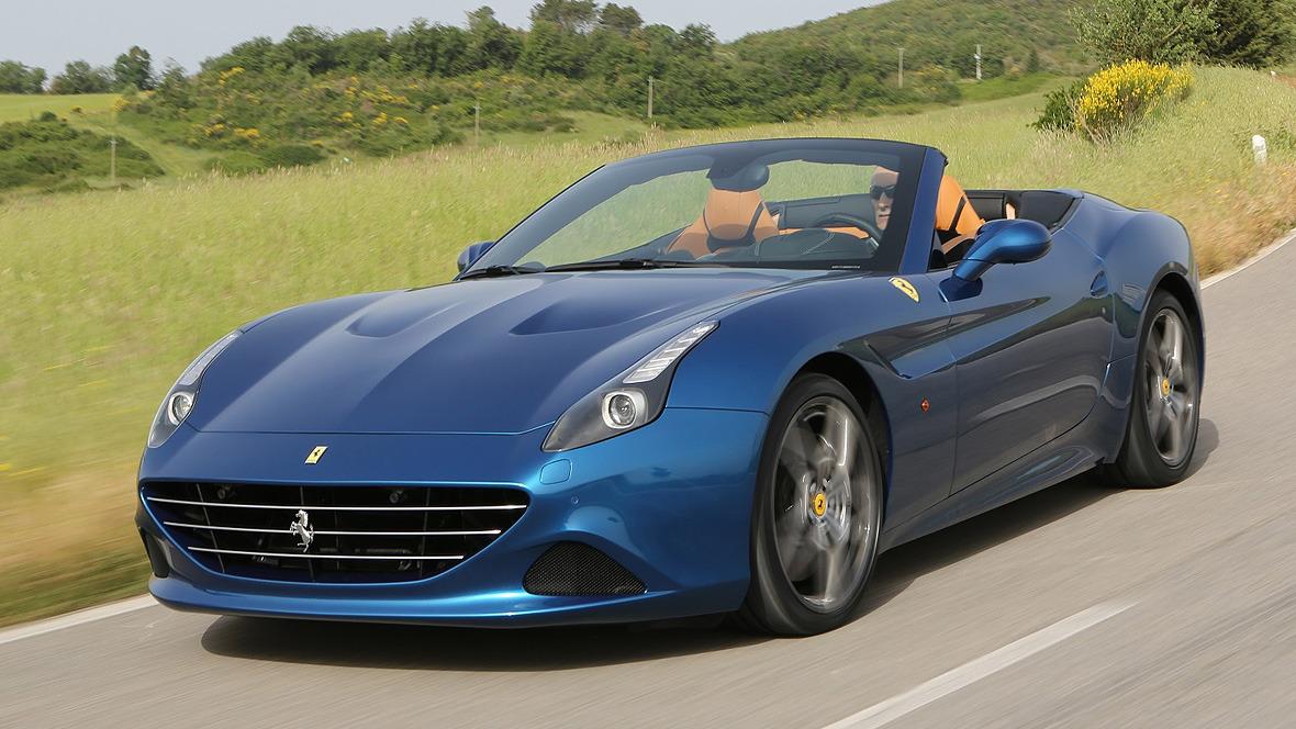 Fahrbericht Ferrari California T Blasen Statt Saugen Autohaus De