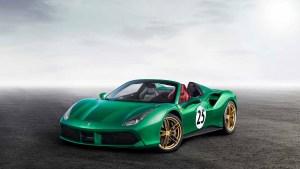 Sonder-Ferraris zum 70sten