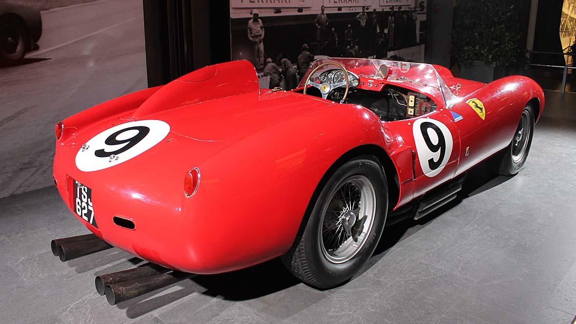 60 Jahre Hightech-Automobile
