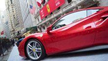 Ferrari Börsengang New York