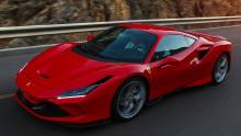 Ferrari F8 Tributo (2021)