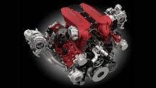 Ferrari-Motor 488 GTB