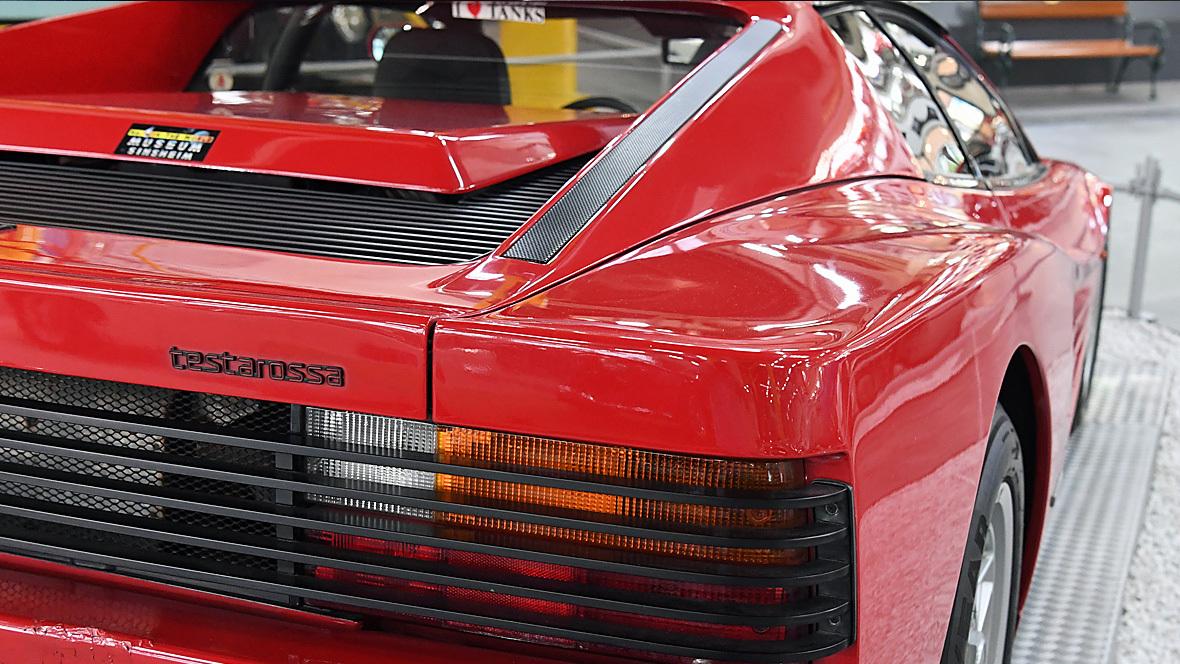 Show-Down vor Gericht: Spielzeugmacher will Ferrari die Kult-Marke Testarossa wegnehmen