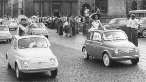 60 Jahre Fiat 500 Nuova