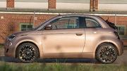 Fiat 500e Cabrio (2021)