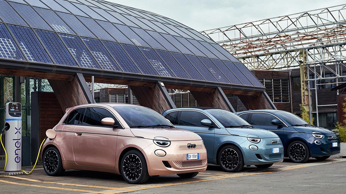 Fiat 500 Elektro (2021)