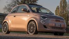 Fiat 500 e Cabrio (2021)