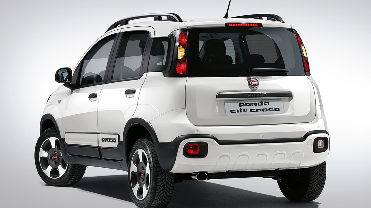 fiat panda city cross. Black Bedroom Furniture Sets. Home Design Ideas
