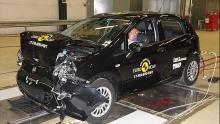 Fiat Punto EuroNCAP