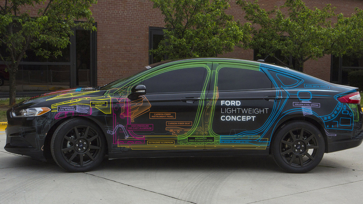 Ford Lightweight Fusion Concept