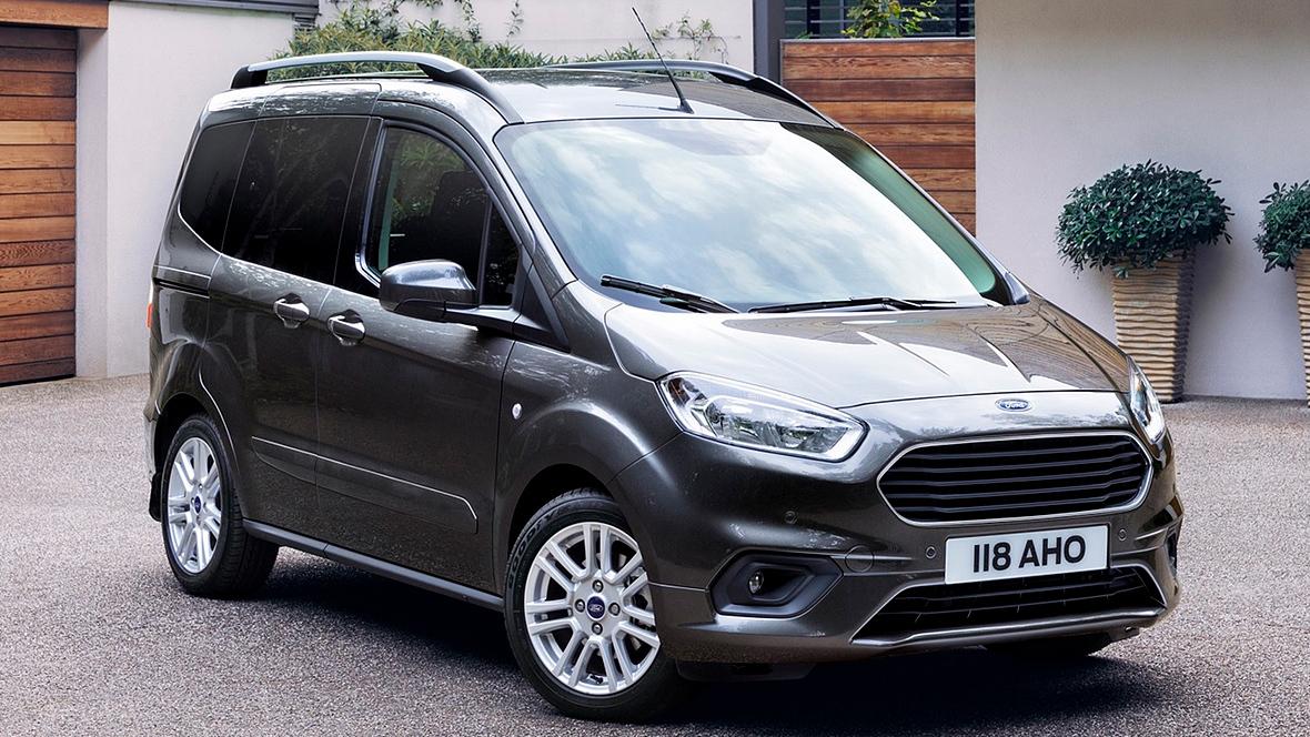 Ford Tourneo Connect und Courier (2018) - autohaus.de