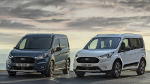 Ford Tourneo und Transit Connect Active