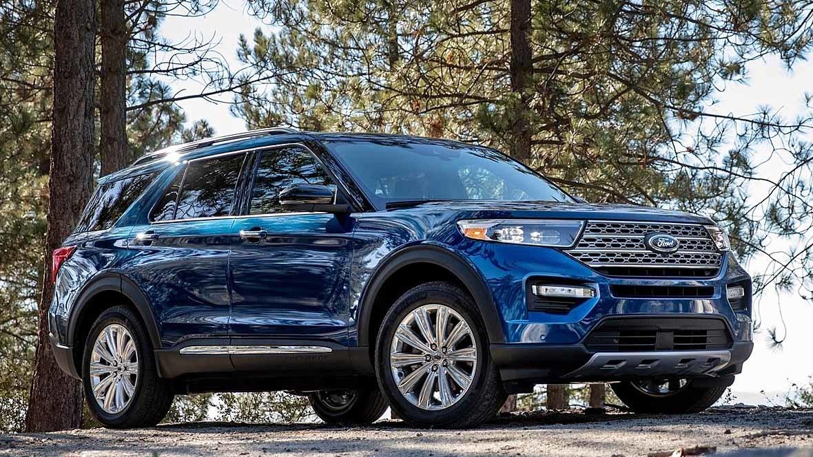Ford Explorer Comeback Mit Plug In Technik Autohaus De