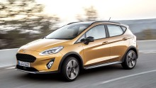 Ford Fiesta Active 1.0 l Ecoboost