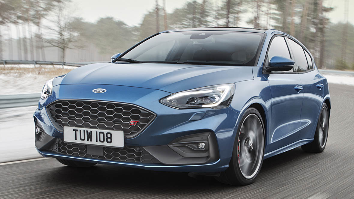 Ford Focus ST (2020)