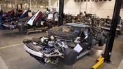 Besuch der Ford-GT-Manufaktur
