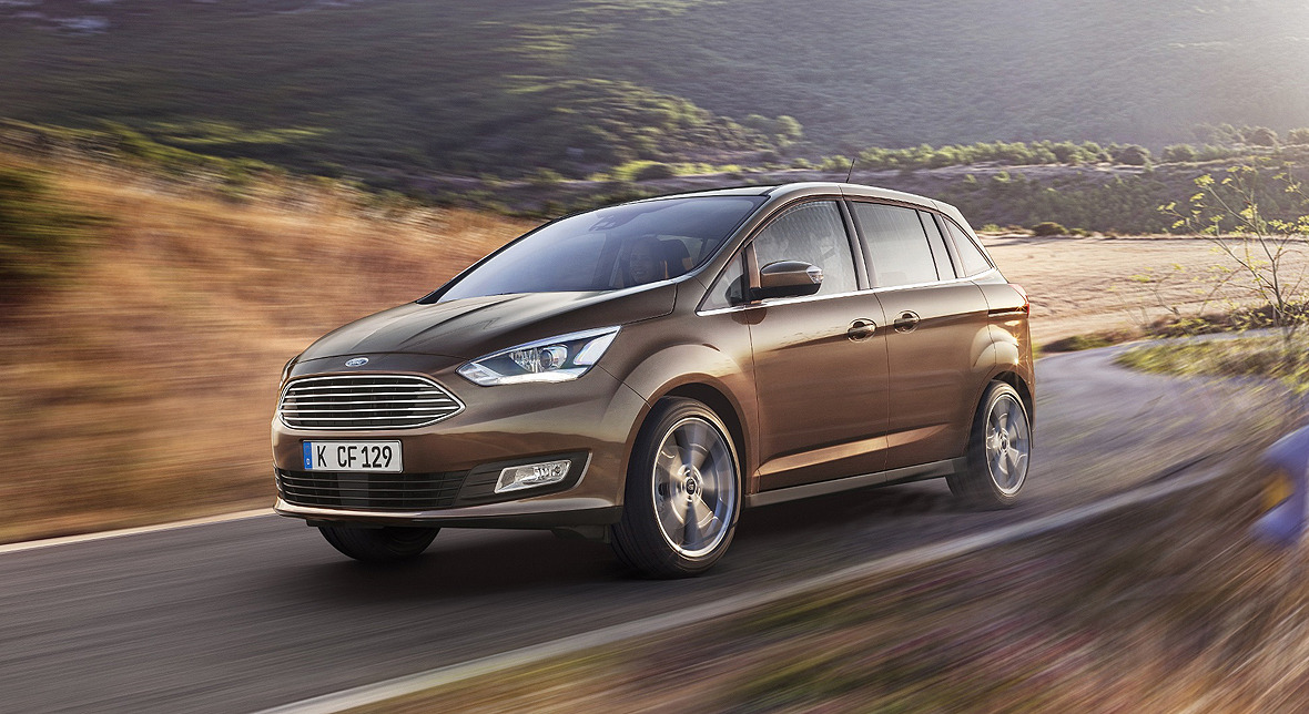 Ford G C-Max