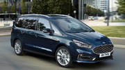 Ford Galaxy Facelift (2020)