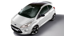 Ford Ka Black & White Edition