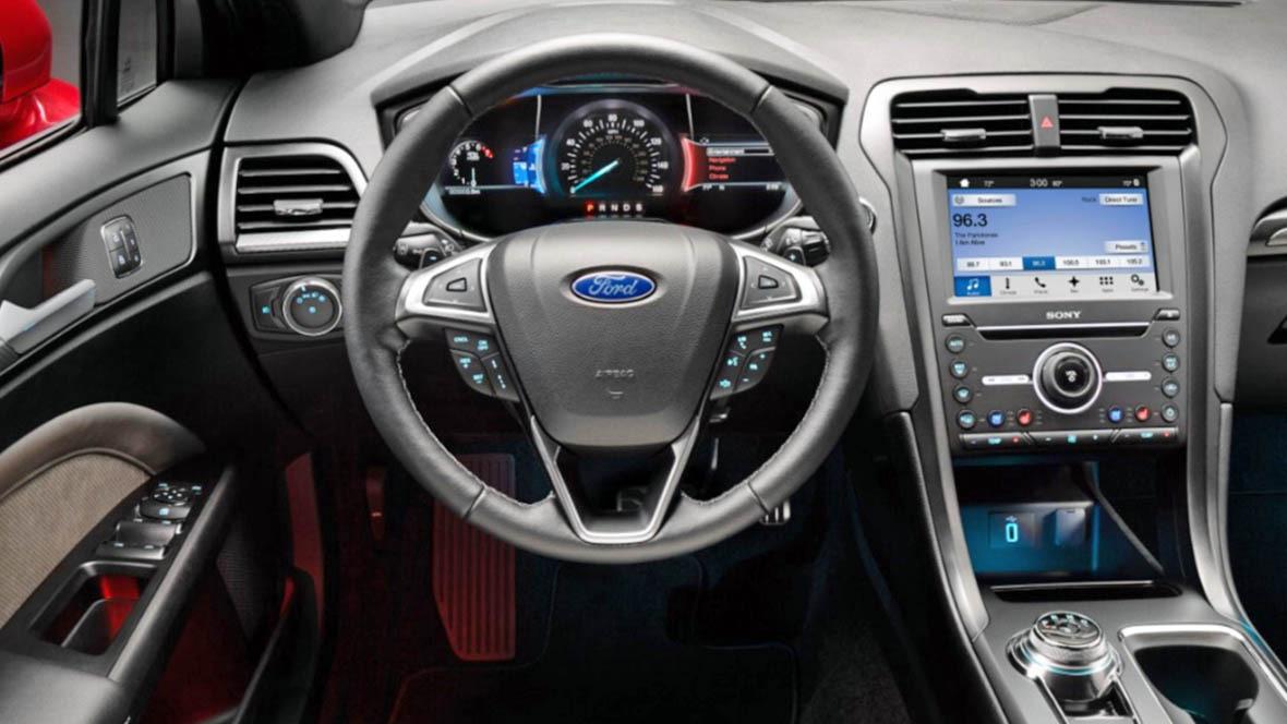 Ford Fusion Mondeo Facelift Autohaus De