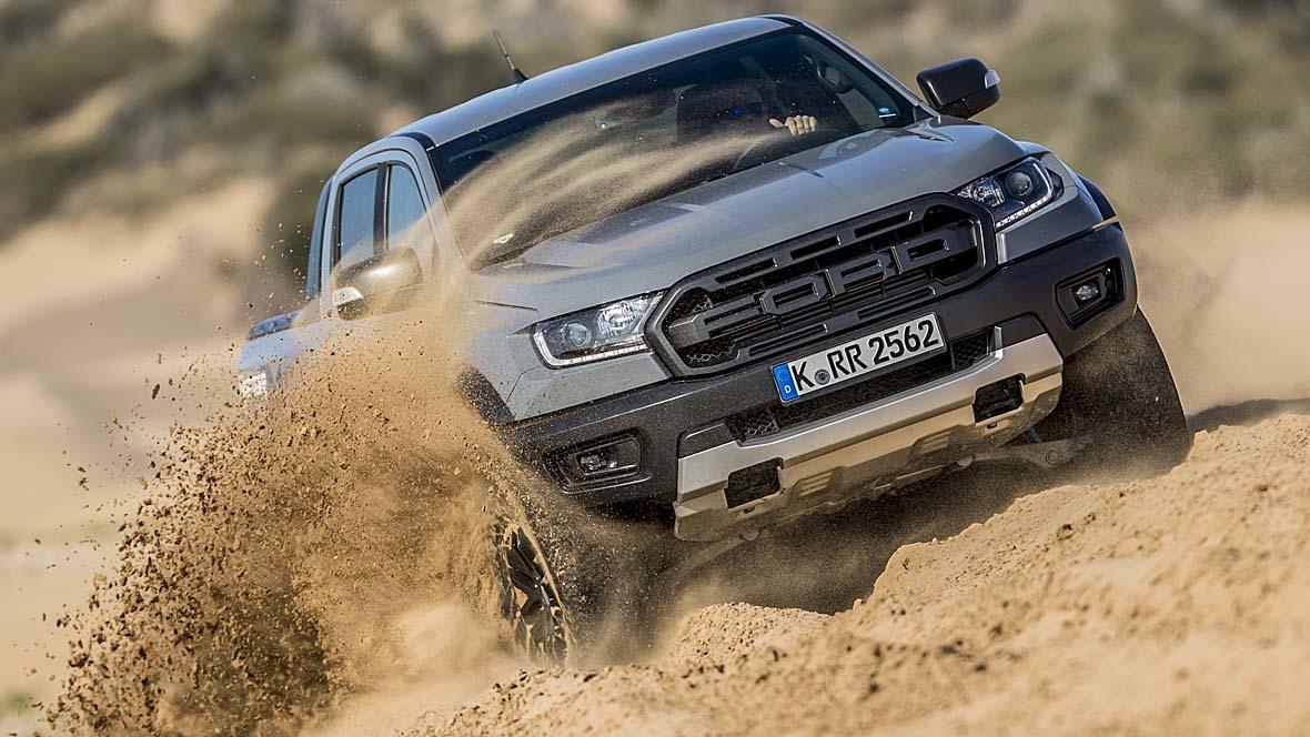 Ford Ranger Raptor (2019)
