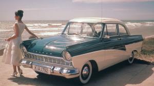 60 Jahre Ford Taunus
