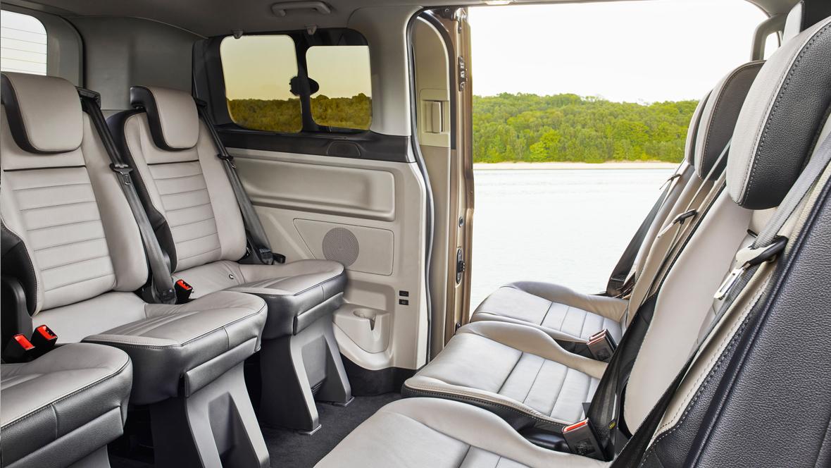 Ford Tourneo Custom (2018) - autohaus.de