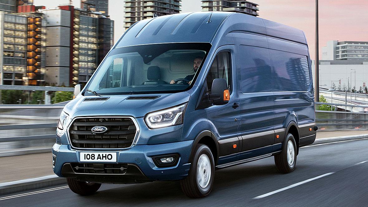 Ford Transit (2020)